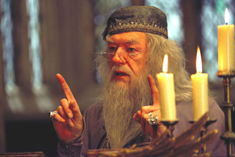 The 5 wisest dumbledore quotes in a harry potter film