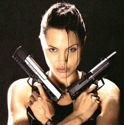 angelina jolie in hackers. jolie